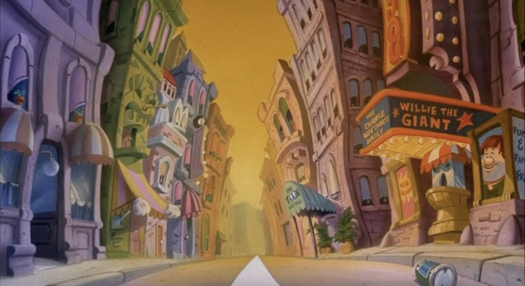 Who Framed Roger Rabbit as urbanist critique | taCity