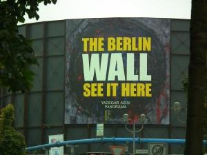 The Berlin Wall of the new Creative Berlinᵀᴹ