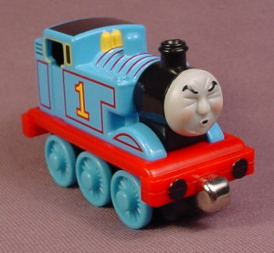 Thomas - the perfect neoliberal subject